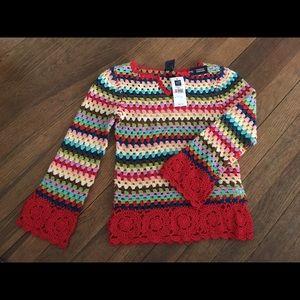 Gap Kids Girls sweater/shirt